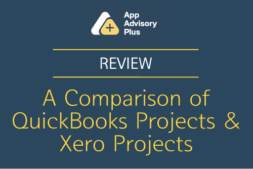 A Comparison of QuickBooks Projects & Xero Projects