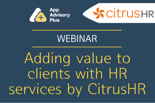 Adding value to clients with HR services by CitrusHR