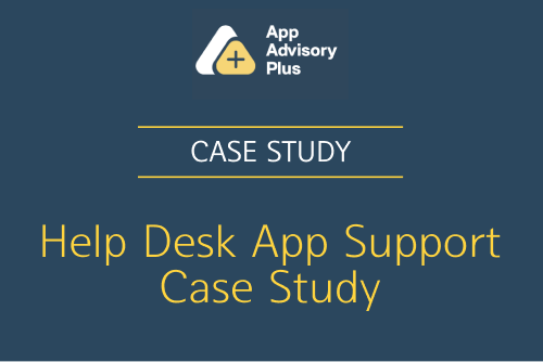 Help Desk App Support Case Study