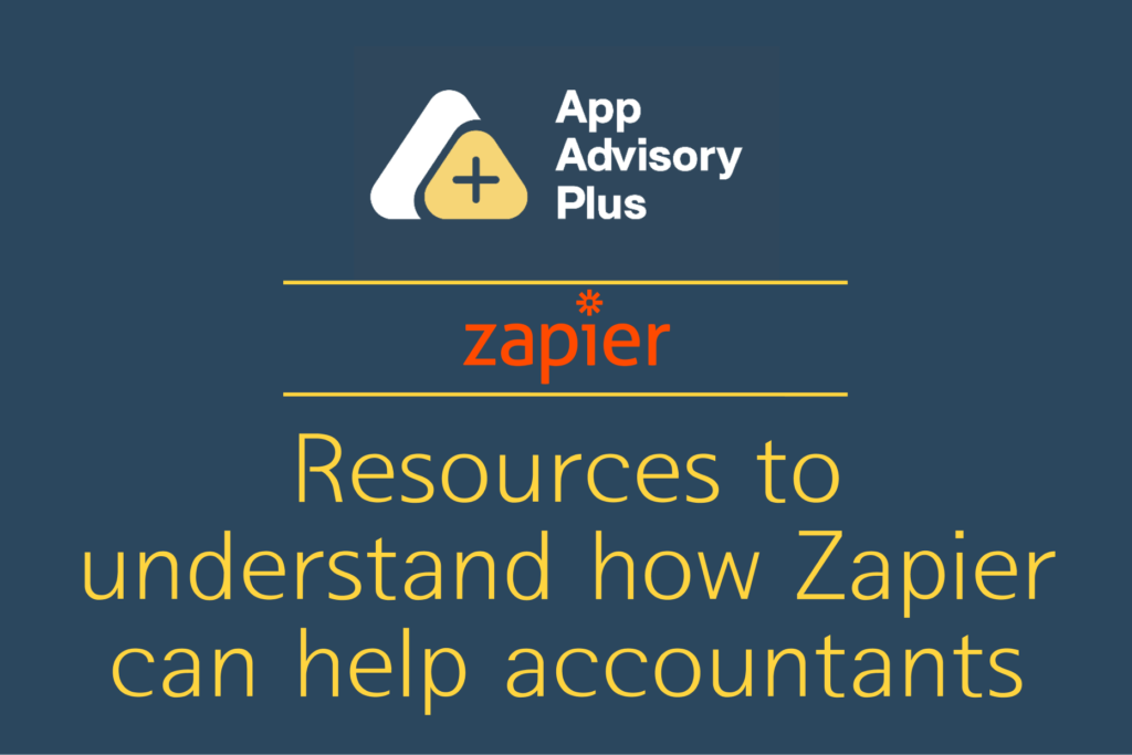 Resources to understand how Zapier can help accountants