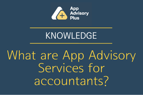 What are App Advisory Services for accountants?