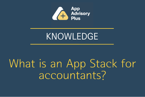 What is an App Stack for accountants?